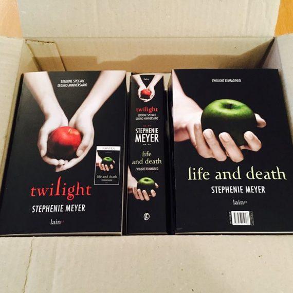 Prime copie di Life and Death
