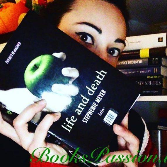 Giuliana del blog Books Passion con Life and Death
