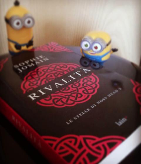 Rivalità di aleksandar sogno tra i libri
